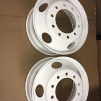 commercial-truck-rims-clean-white-powder-coat