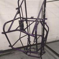 disco-purple-go-cart-frame