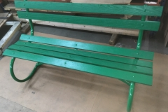 park-bench-western-mass-powder-coating