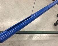 steel-pole-bengal-blue-westernmasspowder-coating-springfield-ma